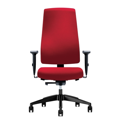 Picture of Interstuhl Ergonomic chair Goal 24/7, ruby ​​red