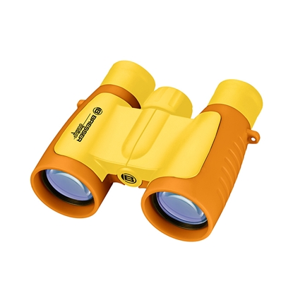 Picture of Bresser Binoculars, for children, 3 x 30, yellow