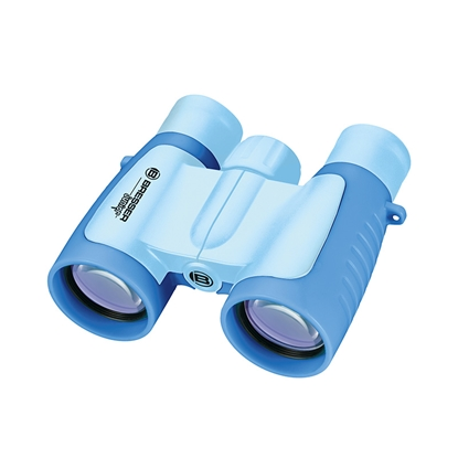 Picture of Bresser Binoculars, for children, 3 x 30, blue