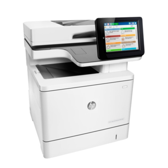 Picture of HP Laser Printer M577dn B5L46A, 3 in 1