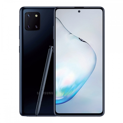 Снимка на Samsung Смартфон Galaxy Note10 Lite, Dual SIM, 128 GB, 6 GB RAM, 36 MP камера, 4500 mAh, 6.7'', черен