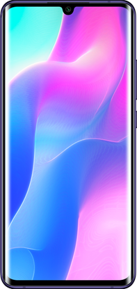 Снимка на Xiaomi Смартфон Mi Note 10 Lite, Dual SIM, 64 GB, 6 GB RAM, 79 MP камера, 5260 mAh, 6.47'', лилав