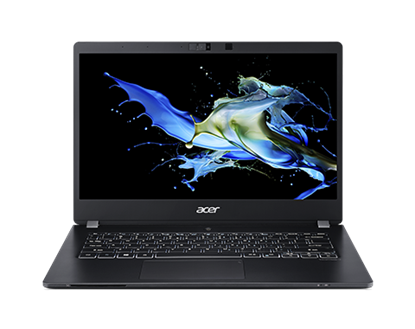 Picture of Acer Laptop TravelMate P6 NX.VM0EX.001, 14, Intel Core i7, 1000 GB SSD, 8 GB RAM, Windows 10 Pro, black