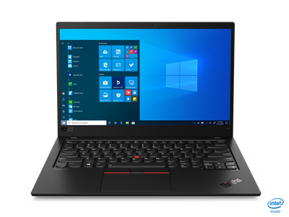 Снимка на Lenovo Лаптоп ThinkPad X1 Carbon 20U9004RBM, 14'', Intel Core i5, 512 GB SSD, 16 GB RAM, Windows 10 Pro