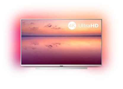 Снимка на Philips Смарт телевизор 65PUS6804/12, 65'', 4K Ultra HD LED, DVB-T/T2/T2-HD/C/S/S2, 3 HDMI, 2 USB