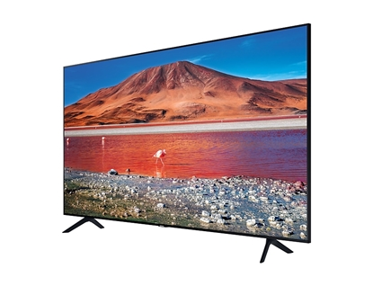 Снимка на Samsung Смарт телевизор UE43TU7072UXXH, 43'', 4K UHD LED, DVB-T2CS2, 3 HDMI, USB, черен