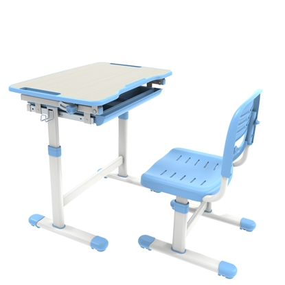 Picture of RFG Ergonomic student rank Ergo Tech B201N, blue