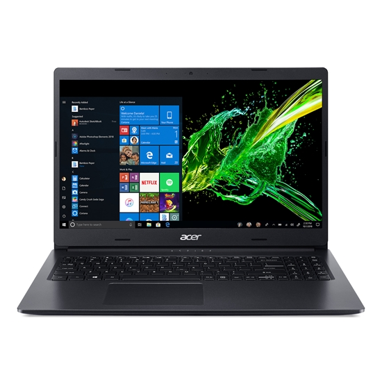Снимка на Acer Лаптоп Aspire 3 NX.HNSEX.01F, 15.6'', Intel Core i3, 256 GB SSD, 8 GB RAM, черен