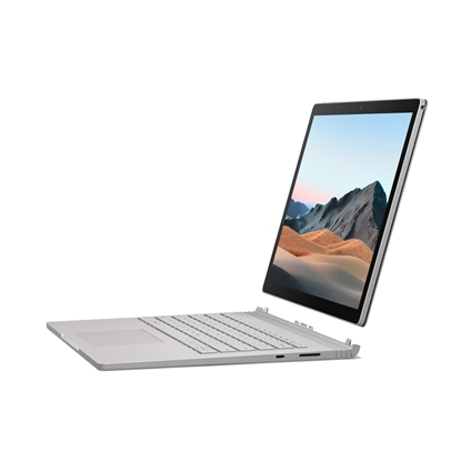 Снимка на Microsoft Лаптоп Surface Book 3 SLZ-00009, 15'', Intel Core i7, 256 GB SSD, 16 GB RAM, Windows 10 Home, платина
