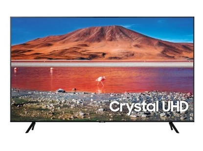Снимка на Samsung Смарт телевизор UE75TU7072UXXH, 75'', 4K Ultra HD LED, DVB-T2CS2, 2 HDMI, USB, черен