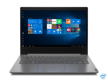 Picture of Lenovo Laptop V15 82C4008GBM, 15.6 , Intel Core i5, 256 GB SSD, 8 GB RAM, Windows 10 Pro, grey