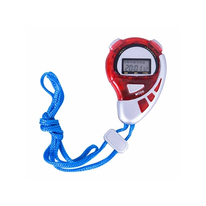 Picture of Stopwatch Spartan, red