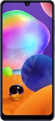 Снимка на Samsung Смартфон Galaxy A31, Dual SIM, 64 GB, 4 GB RAM, 48 MP камера, 5000 mAh, 6.4'', син