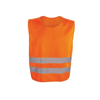 Picture of Tank top, reflective, 54 x 62 cm, orange