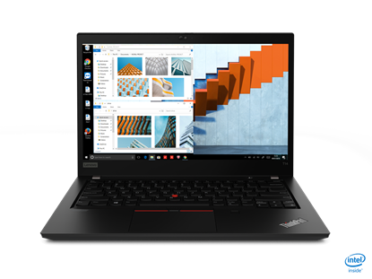 Picture of Lenovo Laptop ThinkPad T14 20S00043BM, 14, Intel Core i5, 256 GB SSD, 8 GB RAM, Windows 10 Pro