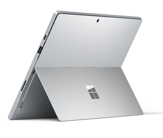 Снимка на Microsoft Таблет Surface Pro 7, 12.3'', 1 TB SSD, 16 GB RAM, 8 MP камера, Wi-Fi, платина