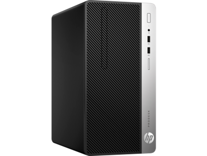 Снимка на HP Настолен компютър ProDesk 400 G6 MT, Intel Core i7, DVDRW, 512 GB SSD, 16 GB RAM, Windows 10 Pro
