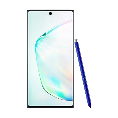 Снимка на Samsung Смартфон Galaxy Note10, Dual SIM, 256 GB, 8 GB RAM, 40 MP камера, 3500 mAh, 6.3'', сребрист