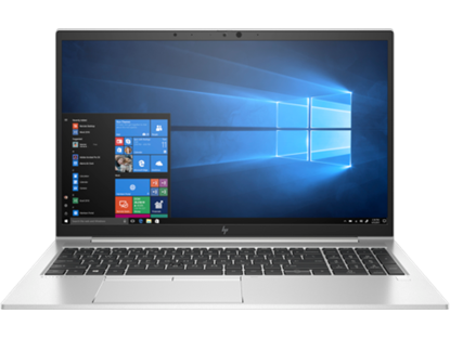 Picture of HP EliteBook 850 G7 10U54EA, 15.6, Intel Core i5, 512 GB SSD, 8 GB RAM, Windows 10 Pro, silver