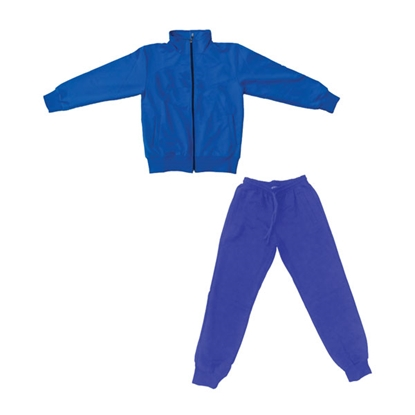 Picture of Sports clothing, for children, blue