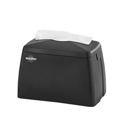 Picture of Rulopak Hand towels dispenser Modern Maxi, black