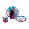 Picture of Disney Set Frozen II, storage box 10 L, lunch box 0.5 L, bottle PVC 500 ml,mug, plate and breakfast bowl