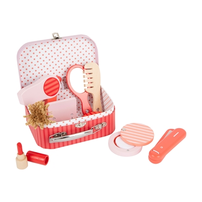 Picture of Small Foot Makeup and hairstyle set, retro, 12 pcs.