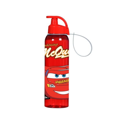 Picture of Disney Bottle Cars, sports, plastic, with a handle, 750 ml