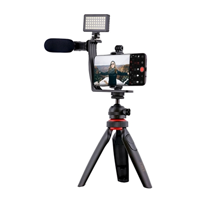 Picture of TNB Set Influence - tripod, light and filters