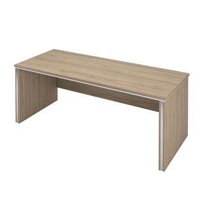 Picture of Office desk LB105, luxury, 200 x 80 x 74 cm