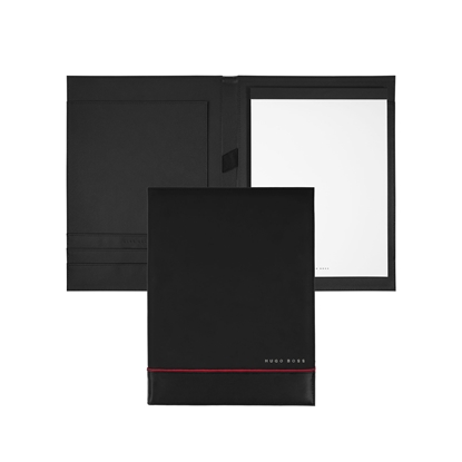 Picture of Hugo Boss Folder, A4, black