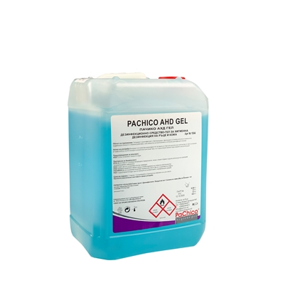 Picture of PaChico Hand and skin disinfectant, AHD, gel, professional, 5 L
