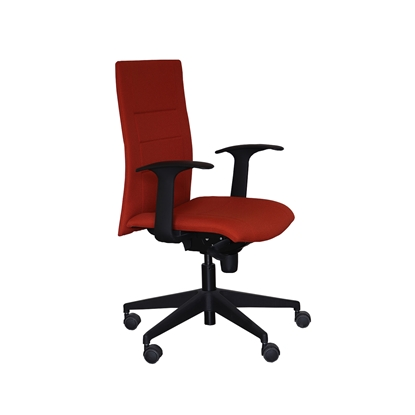 Picture of Tronhill Ergonomic chair Horo Manager, orange