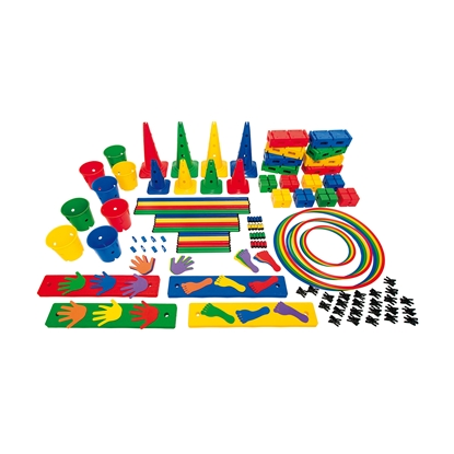 Picture of Nowa Szkola Gymnastic set, 148 pcs.