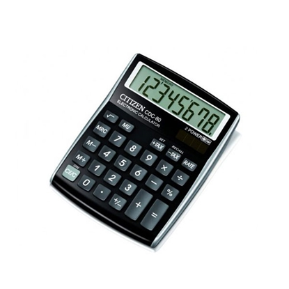 Picture of Citizen Calculator CDC-80BKWB