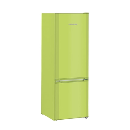 Picture of Liebherr Refrigerator CUKW 2831, with freezer, 219 + 55 L, green