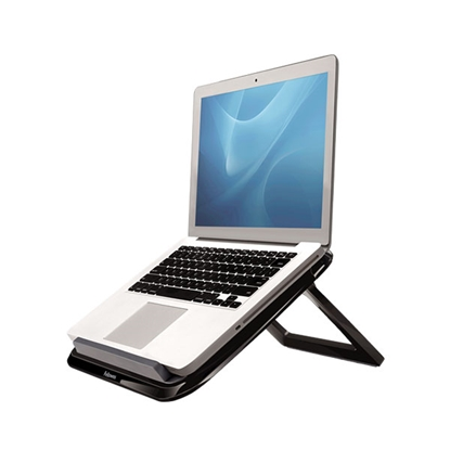 Picture of Fellowes Laptop riser I-Spire, cooling, up to 17 , black
