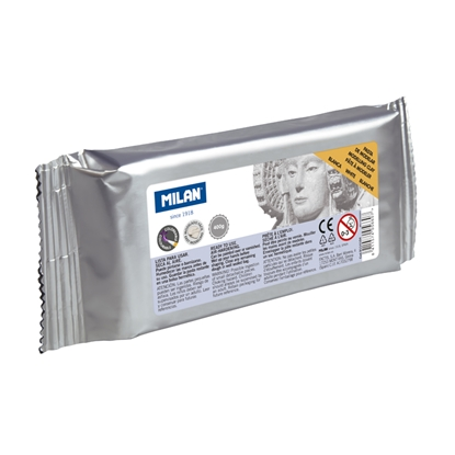Picture of Milan Modeling clay, 400 g, white